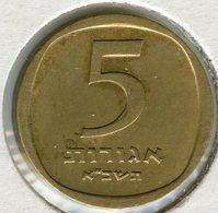 Israel 5 Agorot 5721 1961 Petite Date KM 25 - Israel