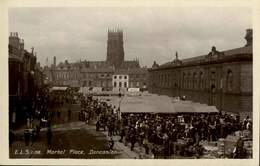 Doncaster - MARKET PLACE / A 400 - Angleterre