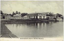 SIERRA LEONE - Governement's Wharf In Bonthe( Sherbro ) - Sierra Leone
