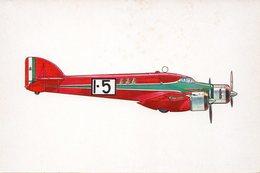 Aviazione - Aereo Trimotore Monoplano SIAI SM 79 - Fg Nv - Aerei