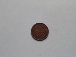 1921 - 1/2 Pice () KM 510 ( For Grade, Please See Photo ) ! - Indien