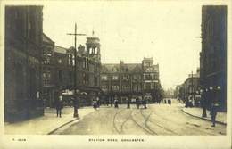 STATION ROAD DONCASTER / A 400 - Angleterre