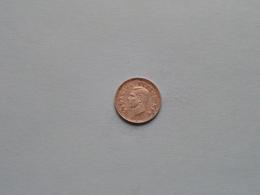1948 - 3 Pence () KM 35.1 ( For Grade, Please See Photo ) ! - Afrique Du Sud