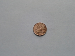 1951 - 3 Pence () KM 35.2 ( For Grade, Please See Photo ) ! - Afrique Du Sud