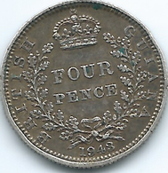 British Guiana - 1943 - George VI - 4 Pence - KM30 - Colonies