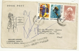 BENGAL   INDIA    ST.  POSTALE  X  PRATO  FI.  MITTENTE  SCONOSCIUTO     IT.   1978 - India