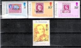 St Helena 1979 Death Centenary Of Sir Rowland Hill MNH CV £0.95 - Saint Helena Island