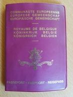 Gouy-les-pietons Saint-gilles Passeport De Mne Cassiers Rosa Renee - Historical Documents