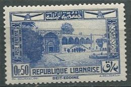 Gran Liban  - Aérien  - Yvert N°   65 A   *   -  Bce 16707 - Luftpost