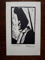 L9/22 Erythree . Ascaro Eritreo. Xilografia Di Giuseppe Rondini. Ministero Delle Colonie - Eritrea