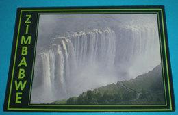 Victoria Falls ZIMBABWE Cartolina Non Viaggiata - Zimbabwe
