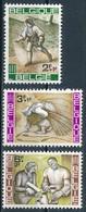 °°° BELGIO - Y&T N°1243/45 - 1963 MNH °°° - Belgio