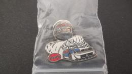 PIN'S     AUDI    Formule 3000 - Sponsors ANTAR Pioneer DUNLOP  - Le Mans / PIN'S Signé ACABI - Audi