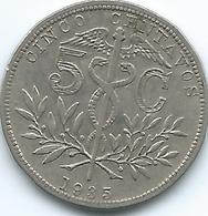 Bolivia - 5 Centavos - 1935 - KM178 - Bolivia