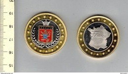 666 -V- MEDAILLE - ARRAS - Euros Of The Cities