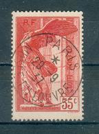 FRANCE ; Victoire De Samothrace ; 1937 ; Y&T N° 355 ; Oblitéré - France