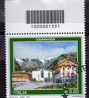 PIA  -  ITALIA  -  2010  .  SPECIALIZZAZIONE  -  Turistica  :  Courmayeur  (SAS 3171 - CAR 2822) - Vacanze & Turismo