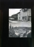 VALLEE DE JOUX   SENTIER LE PONT VALLORBE    PONTARLIER CACHET - VD Vaud