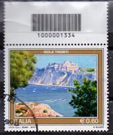 PIA  -  ITALIA  -  2010  .  SPECIALIZZAZIONE  -  Turistica  :  Isole Tremiti  (SAS 3172 - CAR 2823) - Vacanze & Turismo