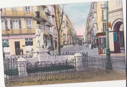 CPA - 251. NICE - Rue Gassini, Monument Carnot - Nice