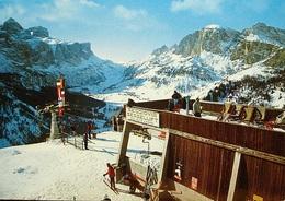 CORVARA Val Badia Rifugio Seggiovia Col Alto Giorgio Ferrante Hütte Sessellift - Bolzano (Bozen)