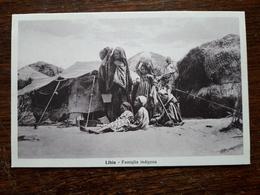 L9/30 Libye. Famiglia Indigena - Libya