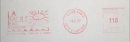 LOIRE ATLANTIQUE.  Flamme La Baule Au Midi De La Bretagne 1977 - Marcophilie (Lettres)