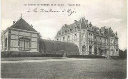 Château De Bonnelles Façade Sud - Altri Comuni