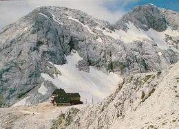 TRIGLAV S KREDARICE Stempel Hütte - Yougoslavie