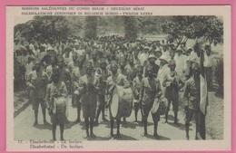CP - CONGO - Elisabethville - La Fanfare. - Congo Belga - Altri