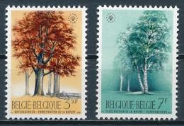 °°° BELGIO - Y&T N°1526/27 - 1970 MNH °°° - Belgio