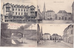 VEZELISE (3) - LAY St CHRISTOPHE (1) - EINVILLE (1) - DOMBASLE (1) - A Voir - France
