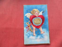 Valentine's Day Embossed   Ref 3263 - Saint-Valentin