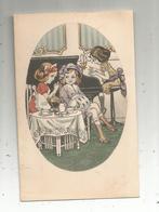 Cp ,enfants ,petites Filles ,piano ,musicienne ,musique,n° 10 885 , Illustrateur, Vierge - Bambini