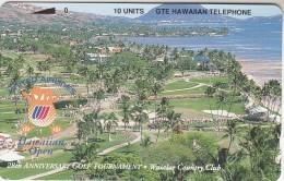 HAWAII - 28th Hawaiian Golf Open/Waialae Country Club(PT 06), Tirage 2000, Mint - Hawaï