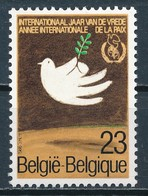 °°° BELGIO - Y&T N°2204 - 1986 MNH °°° - Belgio