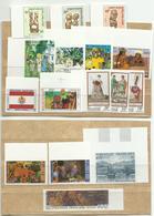 Polynésie, Lot De Timbres Non Dentelés Neufs ** Cote YT 209€ - Collections, Lots & Séries