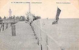 ST-VALERY-EN-CAUX - ( 76 ) - Jetée D'amont - Saint Valery En Caux