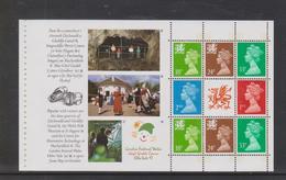 1992 DP181 From DX13 Wales Prestige Booklet , MNH - 1952-.... (Elisabeth II.)