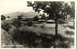 South Africa, UMZIMKHULU, KwaZulu-Natal, Umzimkulu Hotel 1950s RPPC Postcard (1) - South Africa