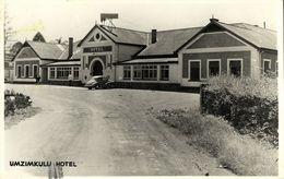 South Africa, UMZIMKHULU, KwaZulu-Natal, Umzimkulu Hotel 1950s RPPC Postcard (2) - South Africa