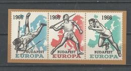 Belgique: E98  ** - Commemorative Labels