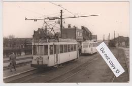 Vossem Tram Station  Jaren' 50 Fotokaart - Tervuren
