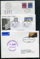 Europa / Lot Mit 6 Belegen (11604-40) - Lots & Kiloware (max. 999 Stück)