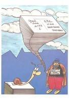 Jean-Claude SIZLER Alias SIZI - Bourg Tibourg Collections - Négociant Cartes Postales - Dédicace - Autographe - Escargot - Sizi