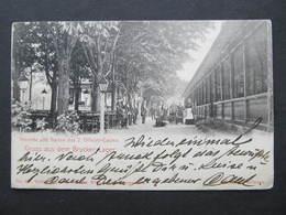 AK BRUCK A.d.Leitha Brucker Lager Officier Casino 1905 ///   D*37749 - Bruck An Der Leitha