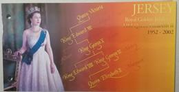 2002 Jersey. Royal Golden Jubilee. Presentation Pack. MNH - Jersey