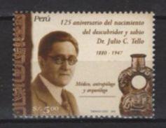 Peru (2006) Yv. 1526 /  Julio C. Tello - Peru