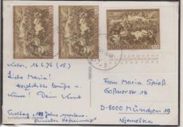 JOUGOSLAVIA POST CARD MICHEL 1648 (3) MONTENEGRO - 1945-1992 République Fédérative Populaire De Yougoslavie