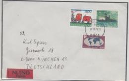 JOUGOSLAVIA EXPRESS MICHEL 1663, 1664/65 DRAWING OF CHIDREN - 1945-1992 République Fédérative Populaire De Yougoslavie